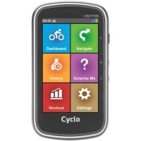 """Mio Cyclo™ 405 HC Central Europe Nawigacja rowerowa GPS 4"""" cale + HRM + Cadence zwrot 150 PLN"""