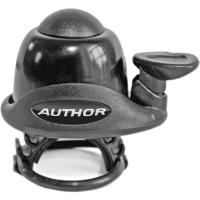 Author AWA 60 Dzwonek rowerowy alu czarny