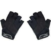 Author Men Comfort Gel X6 Rękawiczki rowerowe z krótkimi palcami czarne