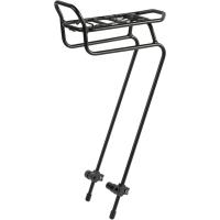 Accent RC 24 Bagażnik rowerowy przedni 26 / 28 cali czarny