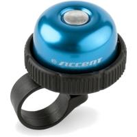 Accent Roll Dzwonek rowerowy niebieski