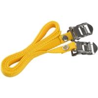 Accent AC Strap Pasek do nosków do pedałów żółty
