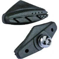 Accent AC 120 Klocki hamulcowe szosa czarne