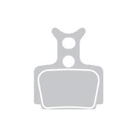 Accent Klocki hamulcowe tarczowe półmetalowe Formula RX / R1 / Mega / The One