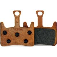 Hayes Prime Klocki hamulcowe tarczowe metalowe spiekane