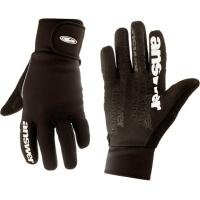Answer Strike 2 Rękawiczki rowerowe ocieplane z długimi palcami czarne