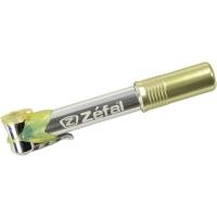 Zefal Air Profil Micro Pompka rowerowa ręczna srebrno żółta
