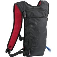 Zefal Z Hydro M Plecak z bukłakiem 1,5L czarno czerwony