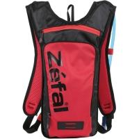 Zefal Z Hydro Plecak z bukłakiem 1,5L czerwono czarny 2,5L