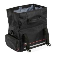 Zefal Z Travel 60 Torba rowerowa na bagażnik 20L czarna