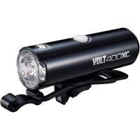 Cateye HL EL070RC Volt 400 XC Lampka przednia Led USB 400 lumenów czarna