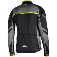 Rogelli Andrano 2.0 Bluza rowerowa czarno żółta