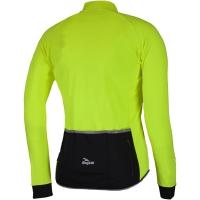 Rogelli Treviso 2.0 Koszulka rowerowa z długim rękawem żółta
