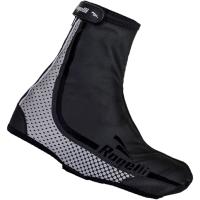 Rogelli Fodera Ochraniacze na buty rowerowe z membraną czarne