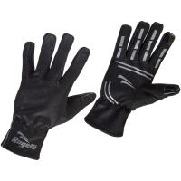 Rogelli Angoon Rękawiczki zimowe softshell czarne