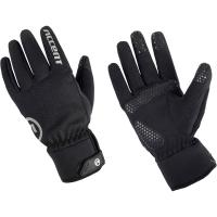 Accent Igloo Zimowe rękawiczki rowerowe czarne