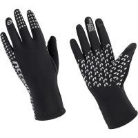 Accent Gripper Zimowe rękawiczki rowerowe czarne