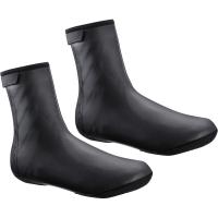 Shimano S3100R NPU+ Ocieplane ochraniacze na buty szosowe czarne -15°C do 5°C
