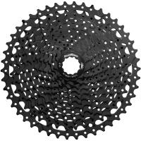 SunRace CSMS8 Kaseta rowerowa MTB 11 rzędowa czarna