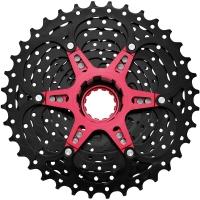 SunRace CSMX0 Kaseta rowerowa MTB 10 rzędowa czarna