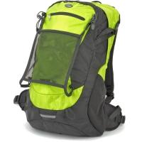 Author Twister GSB X7 Plecak rowerowo turystyczny czarno zielony 27L