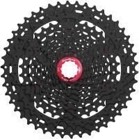 SunRace CSMX3 Kaseta rowerowa MTB 10 rzędowa czarna