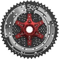 SunRace CSMX80 Kaseta rowerowa MTB 11 rzędowa czarna