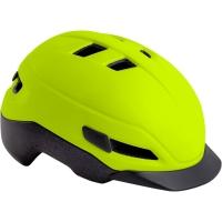 MET Grancorso Kask miejski E bike żółty