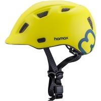 Hamax Thundercap Kask dziecięcy młodzieżowy żółty