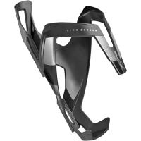 Elite Vico Carbon Koszyk na bidon czarno grafitowy matowy
