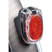 Busch & Muller Secula Permanent Tylna lampka LED na baterie do błotnika