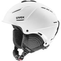 Uvex P1us 2.0 Kask narciarski snowboard biały mat 2019