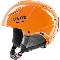 Uvex P1us rent Kask narciarski snowboard pomarańczowy