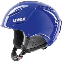 Uvex P1us rent Kask narciarski snowboard blue