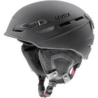 Uvex p.8000 tour Kask skiturowy czarny