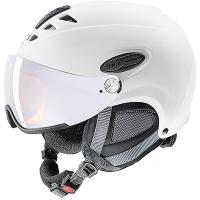 Uvex Hlmt 300 Kask narciarski z szybką biały 2019