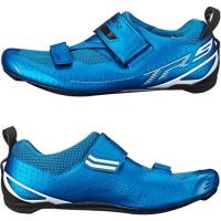 Shimano SH TR900 Buty rowerowe triathlonowe niebieskie powystawowe