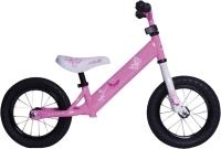 Rebel Kidz Steel Rowerek biegowy 12,5 cala różowy butterfly