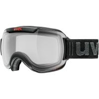 Uvex Downhill VP X Gogle narciarskie black mat z szybą fotochrom polarized 2019