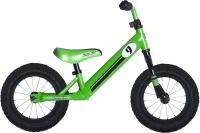 Rebel Kidz Steel Rowerek biegowy 12,5 cala zielony race