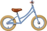 Rebel Kidz Air Classic Unisex Steel Rowerek biegowy 12,5 cala jasno niebieski