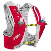 Camelbak Ultra Pro Vest Kamizelka z dwoma bidonami 1L crimson red lime punch 4,5L 2018