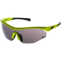 Rogelli Spirit Okulary rowerowe żółte 3 soczewki