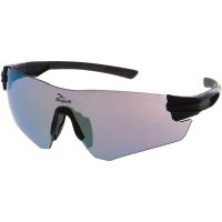 Rogelli Wright Okulary rowerowe czarne 3 soczewki