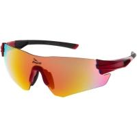 Rogelli Wright Okulary rowerowe czerwone 3 soczewki