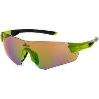 Rogelli Wright Okulary rowerowe żółte 3 soczewki