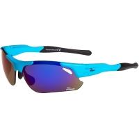 Rogelli Phantom Okulary rowerowe niebieskie 3 pary soczewek