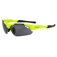 Rogelli Raptor Okulary rowerowe żółte 3 pary soczewek