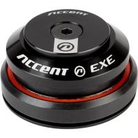 Accent HSI Exe Stery zintegrowane 1 1/8/1,5 taper czarne