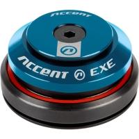 Accent HSI Exe Stery zintegrowane 1 1/8/1,5 taper niebieskie